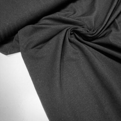 Fekete pamutdzsörzé