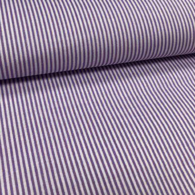 lila-fehér mintás pamut karton