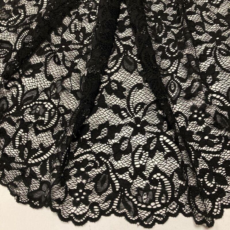 Fekete csipke