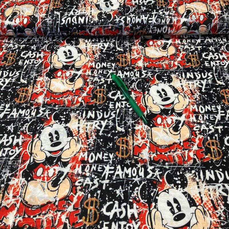 Mickey egeres kevert szálas dzsörzé