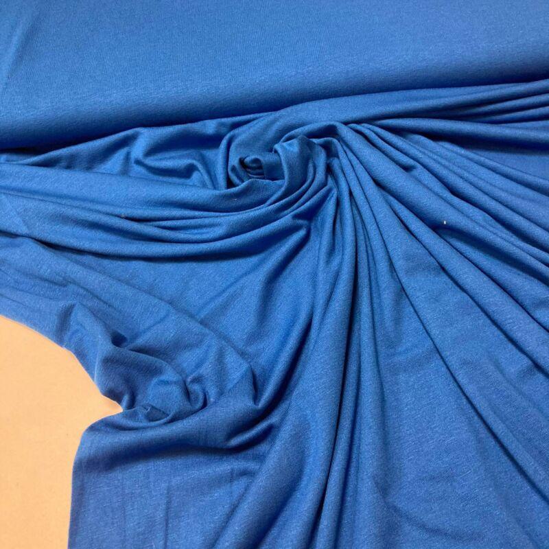kék színű török viszkóz anyag