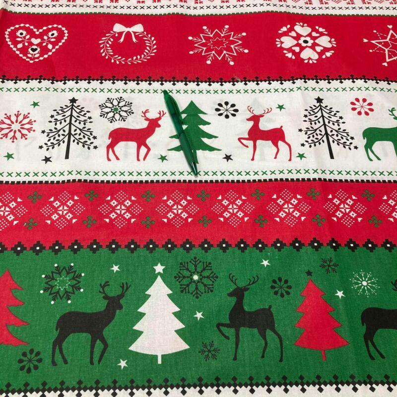 karácsonyi mintás pamut karton