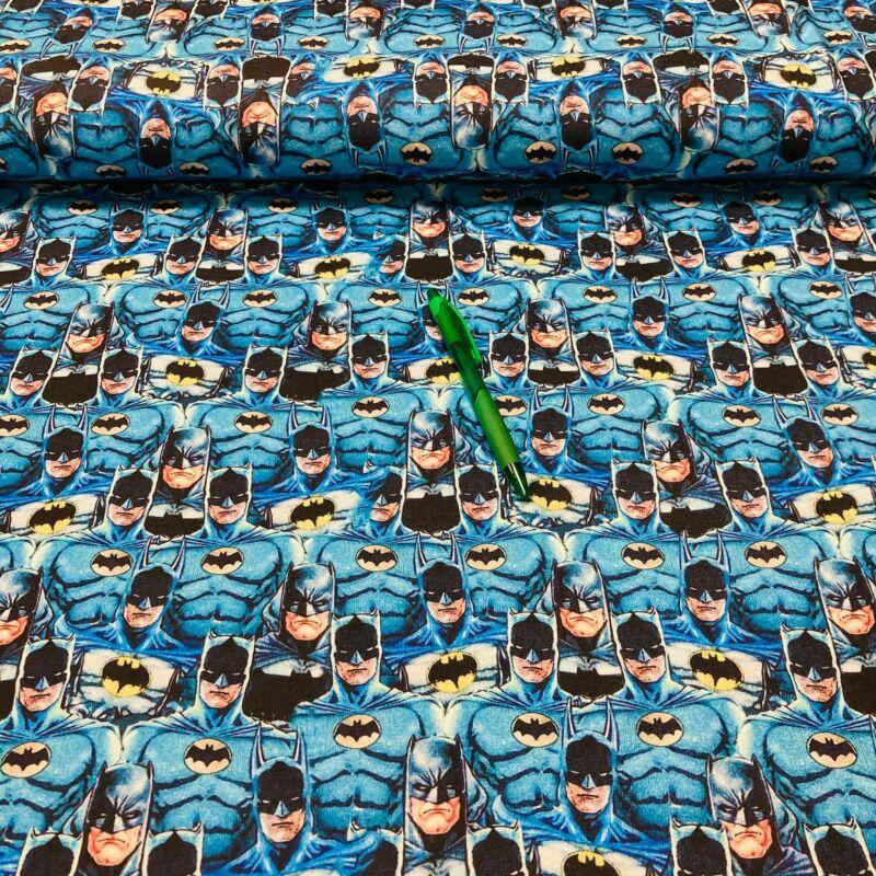 Batman mintás kevert szálas futter