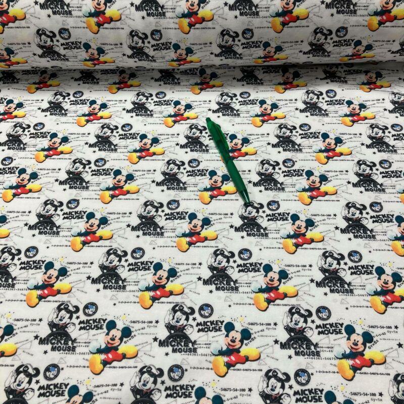 Mickey egér mintás futter szabadidő anyag