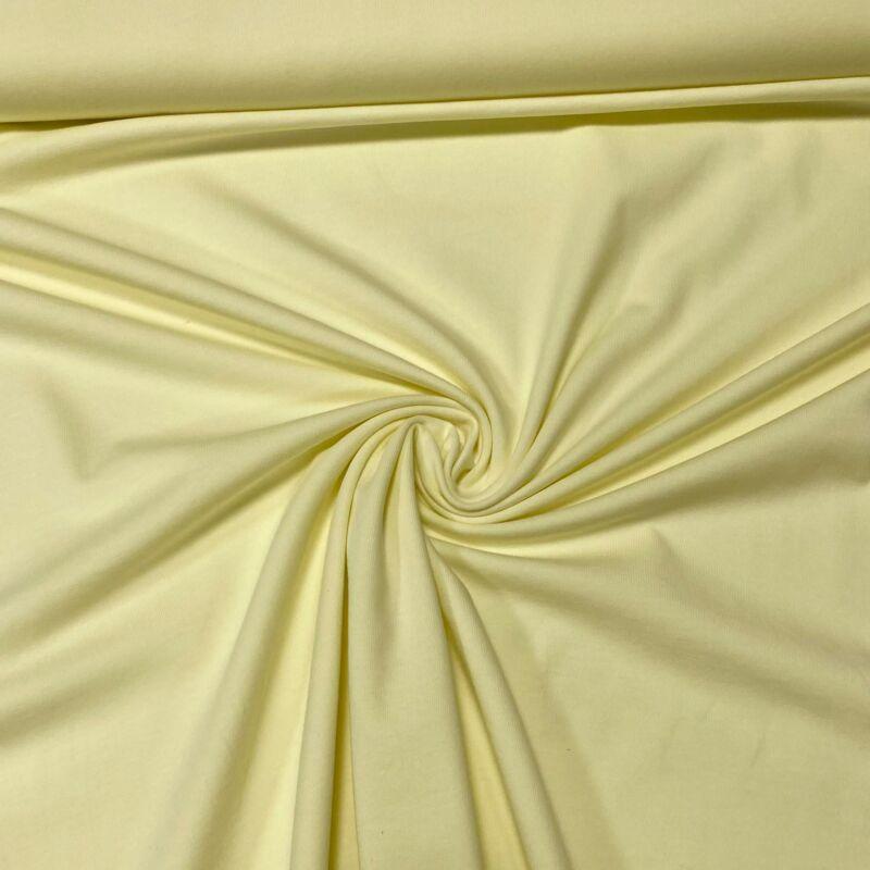 világos sárga pamutdzsörzé