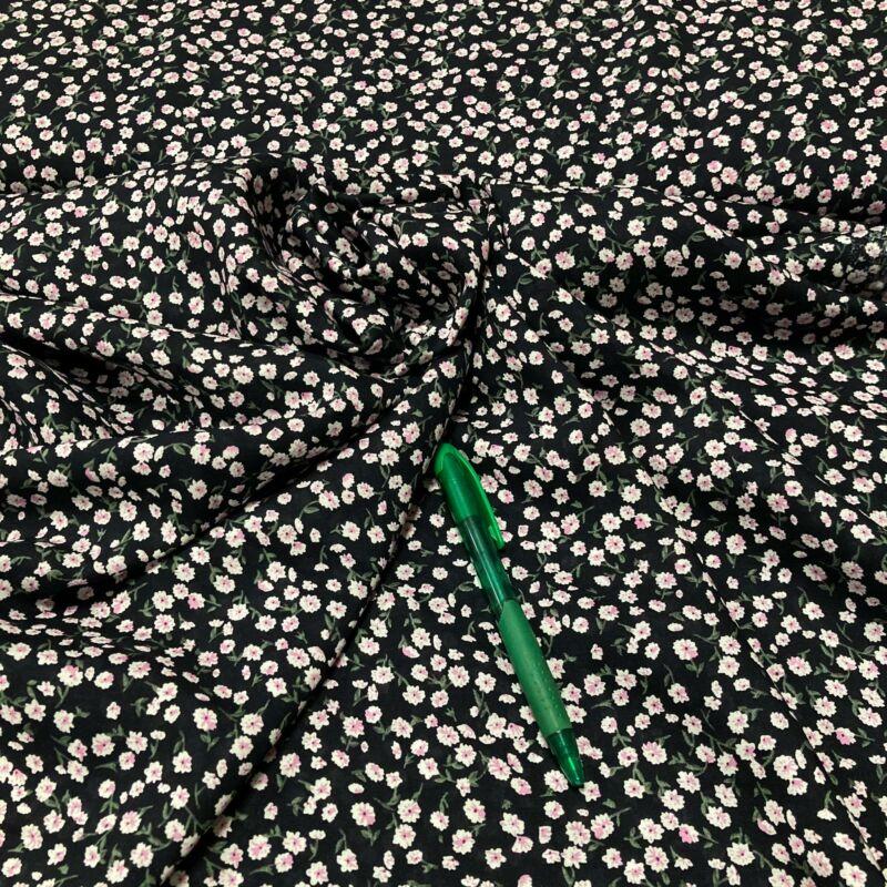 virág mintás flokon