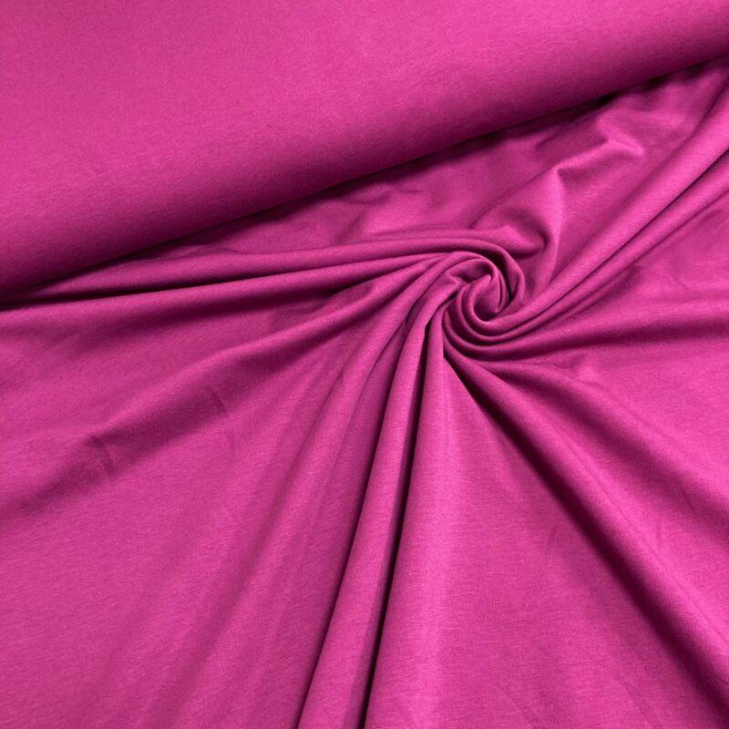 fuxia színű futter szabadidő anyag