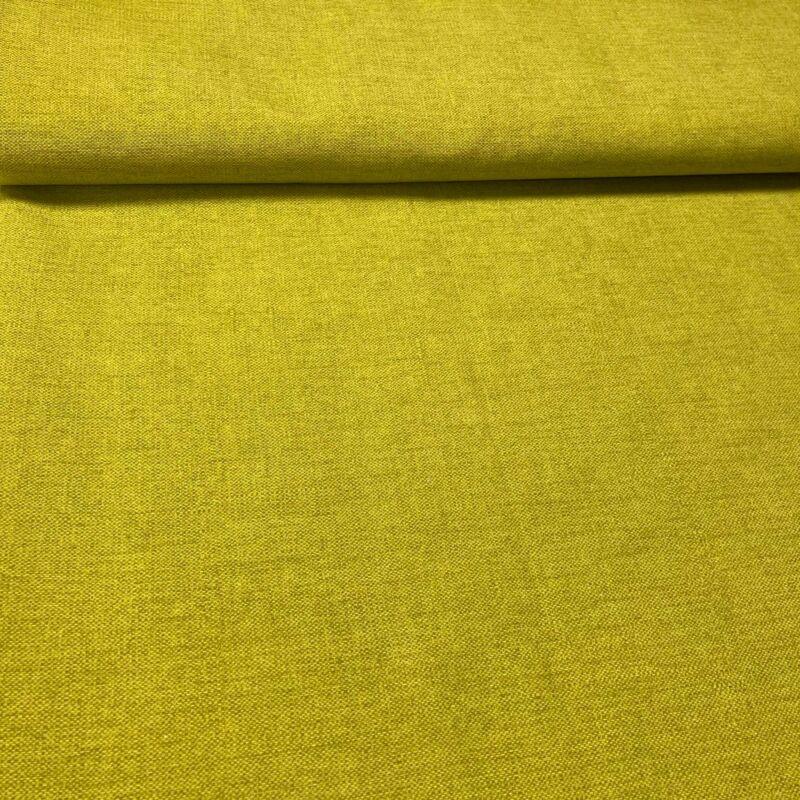 sárgás-zöld loneta vászon