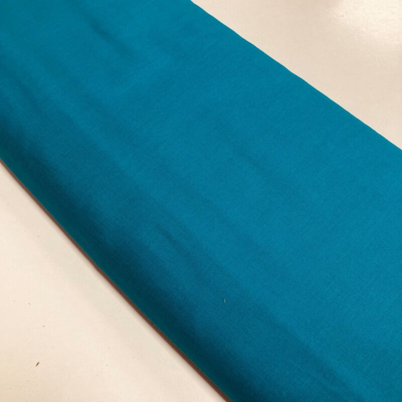 petrolkék színű pamut karton