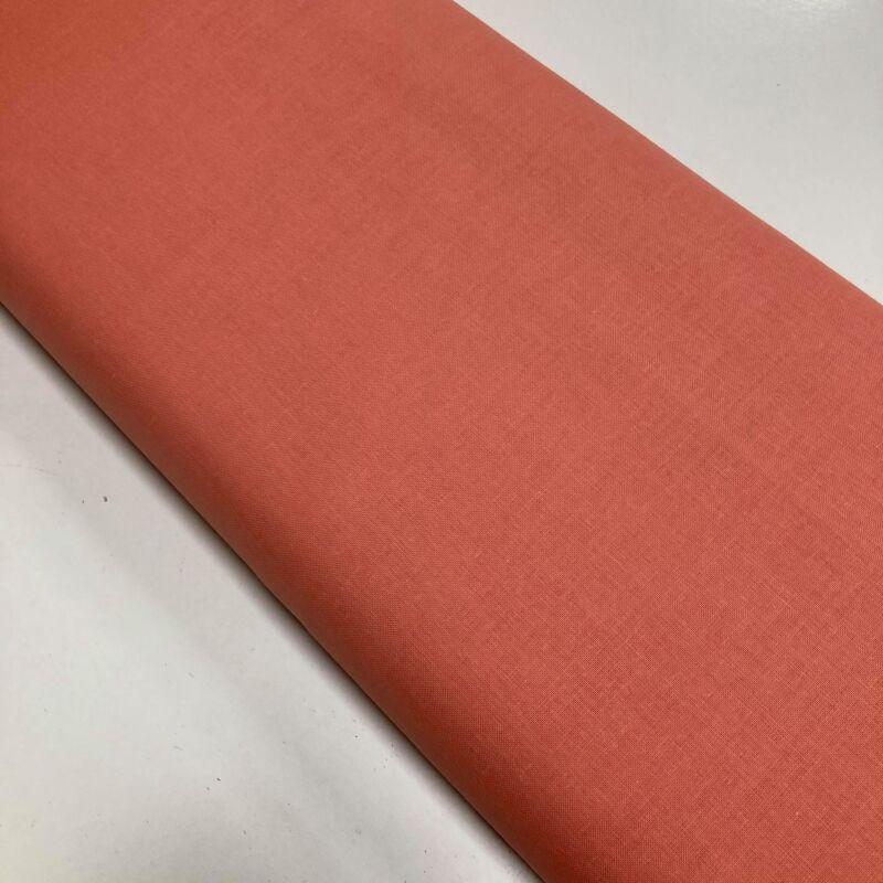 koral színű pamut karton
